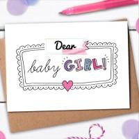 Dear Baby Girl,